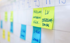 Agile Design Management: Die Adaption von Scrum auf die Planung der Planung von Bauprojekten